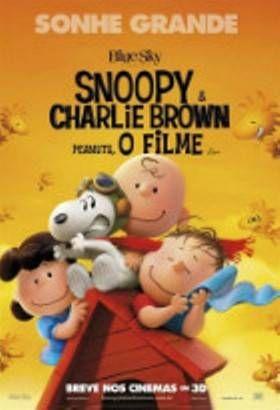 Snoopy e Charlie Brown – Peanuts, O Filme