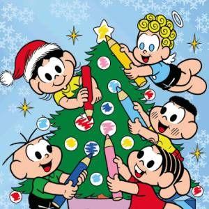 É Natal! — Turma da Mônica