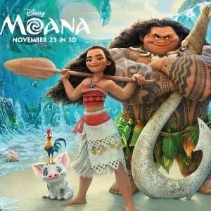 Moana, um mar de aventuras
