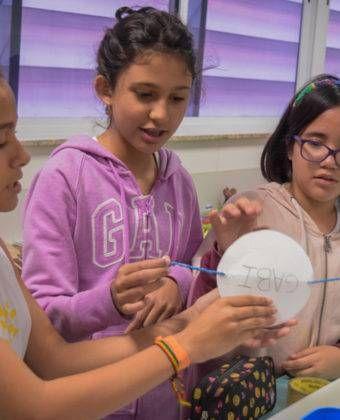 Aula prática de Ciências – Propriedades do ar e Visão – Ensino Fundamental (6º ano)