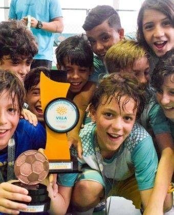 Copa Villa da Amizade – Categorias Mirim / Pé de Moleque