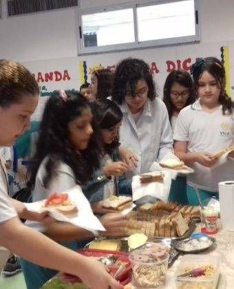 Projeto Villa Saúde – Alunos do 5º ano C