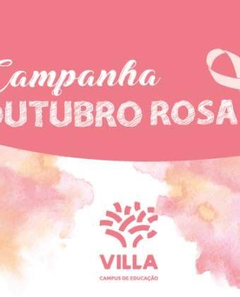 Campanha Outubro Rosa 2018