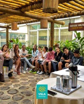 EXIT POINT - Educação Bilíngue 6º e 8º Ano