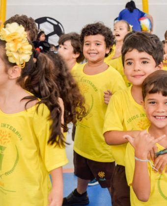 Jogos Internos - Educação Infantil