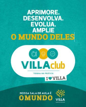 Villa Club - Inscrições Abertas!