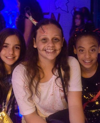 Halloween Party do Villa