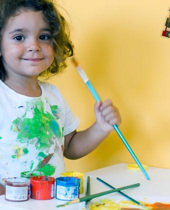 Arte na Educação Infantil: Veja como ela auxilia no desenvolvimento da criança!
