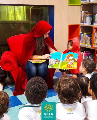 Sofá Literário - 3º Trimestre 2018