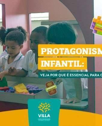 Protagonismo infantil: veja por que é essencial para o seu filho!