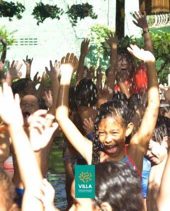 Banho de Mangueira - 1º Ano do Ensino Fundamental
