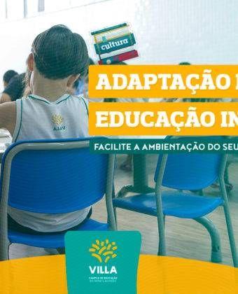 Adaptação na Educação Infantil: Facilite a ambientação do seu filho