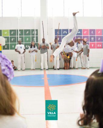 Roda de Capoeira - Educação Infantil