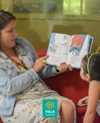 Sofá Literário - 1º ano B do Ensino Fundamental 1