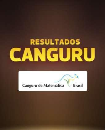 Resultado do Concurso Canguru de Matemática Brasil 2019