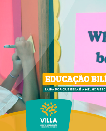 Educação bilíngue: saiba por que essa é a melhor escolha para seu filho