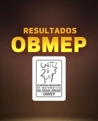Resultado da 1ª fase da OBMEP 2019