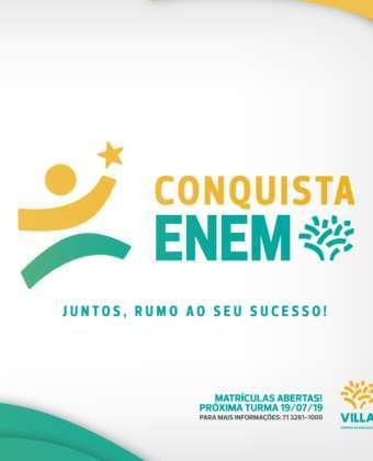 Conquista ENEM