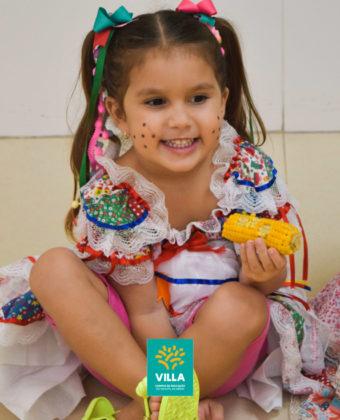 Lanche Junino - Educação Infantil e Ensino Fundamental 1