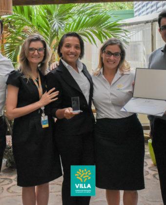 Villa Campus de Educação recebe o Prêmio CIEE Melhores Programas de Estágio