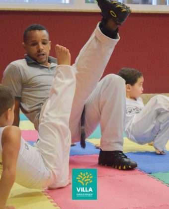 Aula Pública - Capoeira