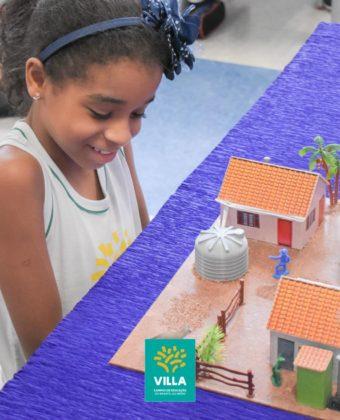 Palestra Água para Todos - 3º Ano A e B do Ensino Fundamental 1