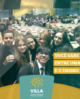 Você sabe qual a diferença entre uma escola americana e o ensino médio brasileiro?