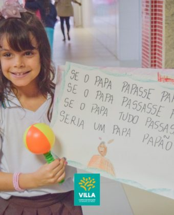 Passeata Literária - 1º Ano do Ensino Fundamental I