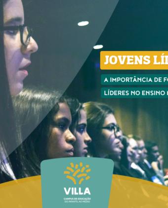 Jovens líderes: a importância de formar jovens líderes no ensino médio?