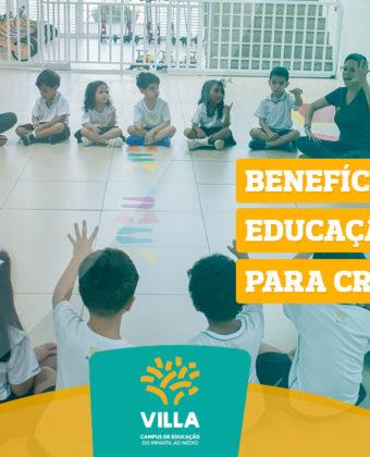 Conheça os benefícios da educação infantil bilíngue