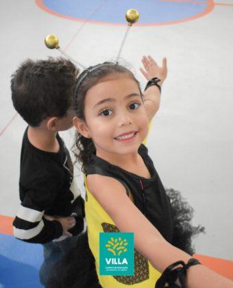 Dia da Fantasia - Educação Infantil