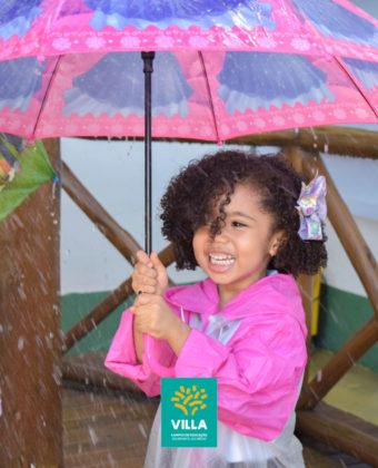 Fenômenos Naturais: Chuva - Grupo 3