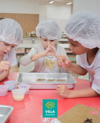 Fish Shaped Oat Cookies - Grupo 5 A e B