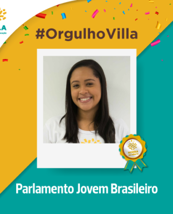 Orgulho Villa - Parlamento Jovem Brasileiro