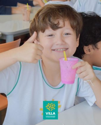 Milkshake - 3º Ano A e B do Ensino Fundamental 1
