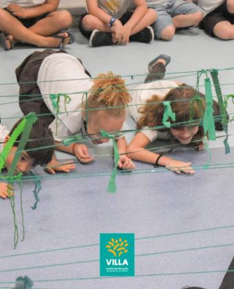Seaweed Forest - Grupo 5 A e B da Educação Infantil