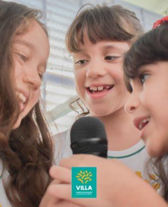 Show de Talentos - Ensino Fundamental 1