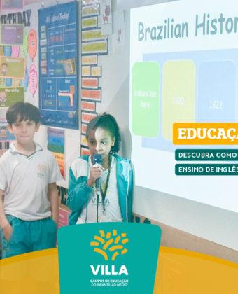 Descubra como promover o melhor ensino de inglês para o seu filho
