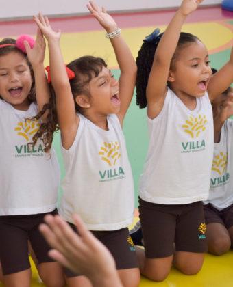 Atividades Integrativas - G3, G4 e G5 da Educação Infantil