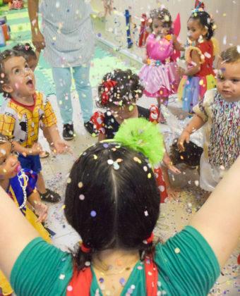 Baile de Carnaval - Educação Infantil e Ensino Fundamental Anos Iniciais
