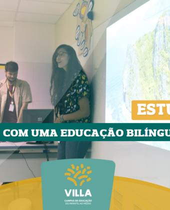 Estudar fora: com uma educação bilíngue é mais fácil!