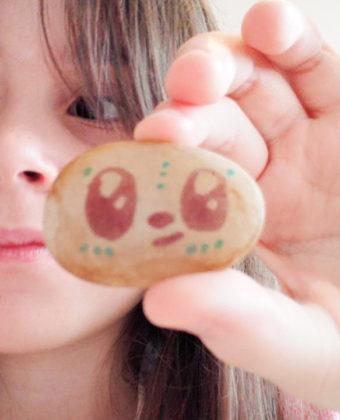 Arte em Pedras - 3º ano Bilíngue